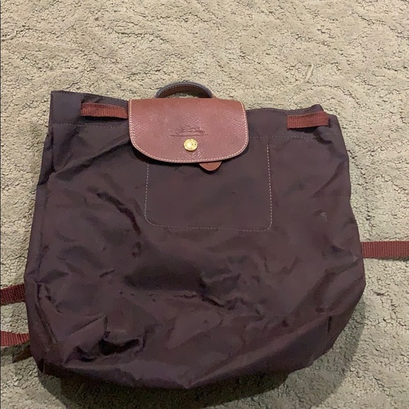 Coach Handbags - Long champ backpack